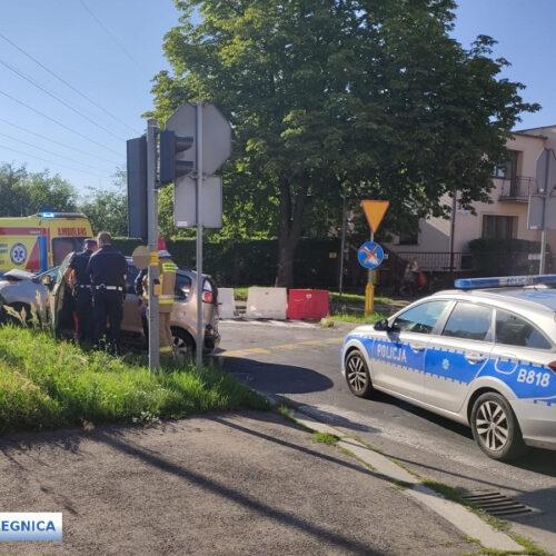 Legnicki policjant po służbie zatrzymał nietrzeźwego kierowcę