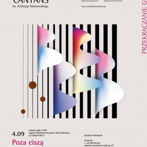 Wratislavia Cantans wraca do Legnicy z Ludwigiem van Bethovenem